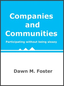 Companies and Communities Book Sale