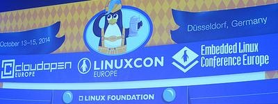LinuxCon Düsseldorf