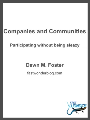 Companies and Communities